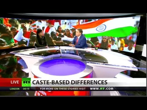 India expert explains caste system, blasts Twitter CEO