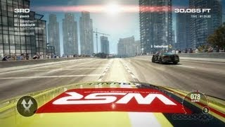 GRID 2 Dubai LiveRoutes Endurance - Multiplayer Gameplay