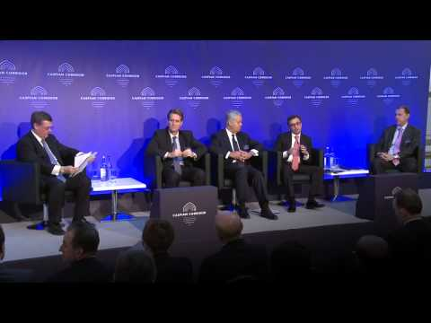 CCC2012: Business and Banking Perspectives on the Greater Caspian Region