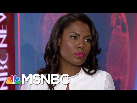 Omarosa Says New Tape Proves Team President Trump Tried To Buy Her Off | The 11th Hour | MSNBC