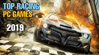 10 Best Racing Games on PC | 2019
