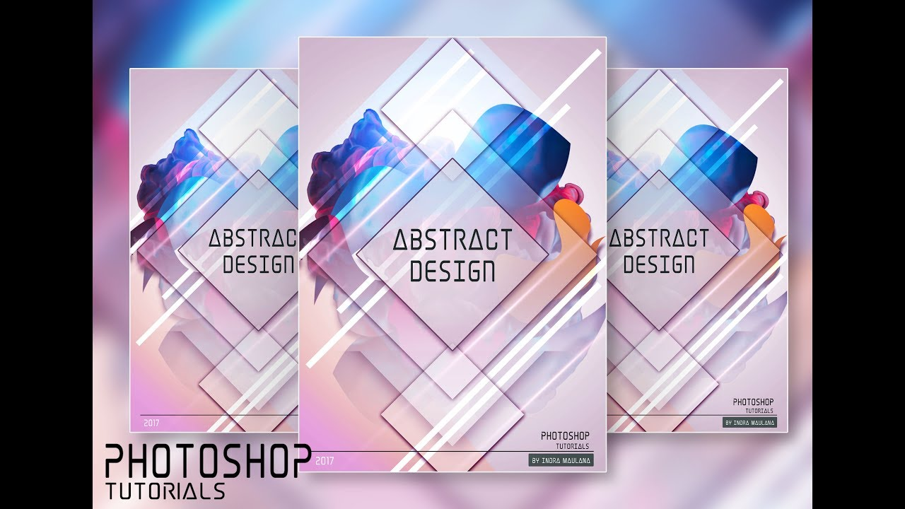 Easy way to create a simple abstract full color poster using easy way to create a simple abstract full color poster using photoshop baditri Images