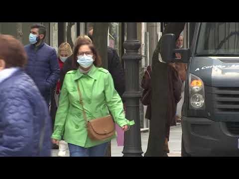 Repunte de casos activos en Ourense