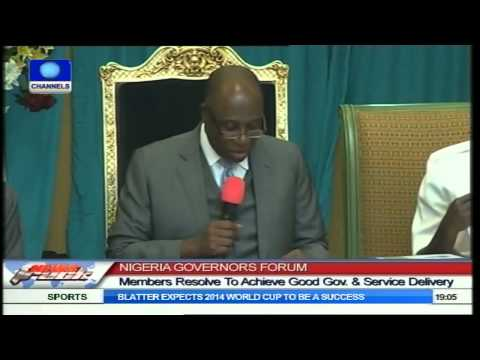 Nigeria Governors Forum: Members Resolve To Achieve Good Governance And Service Delivery