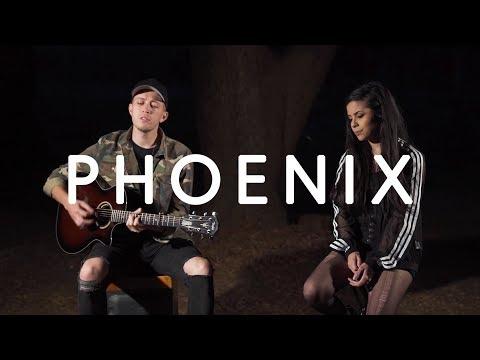 PHOENIX - LEAGUE OF LEGENDS (Acoustic)   TJ BROWN & LUNITY