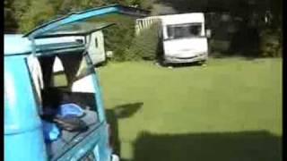 YEOLANDS FARM CAMPSITE - CLEVEDON - SOMERSET - ENGLAND