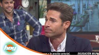 Andrea Legarreta le hace una propuesta indecorosa a Sebastián Rulli en Verdad o reto   Hoy