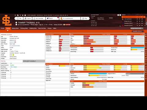 Baseball 203 (featuring OOTP 18): Evaluating pitchers