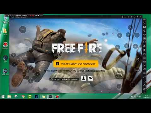 DESCARGAR FREE FIRE BATTLEGROUND PARA PC SIN BLUESTACKS | 2019