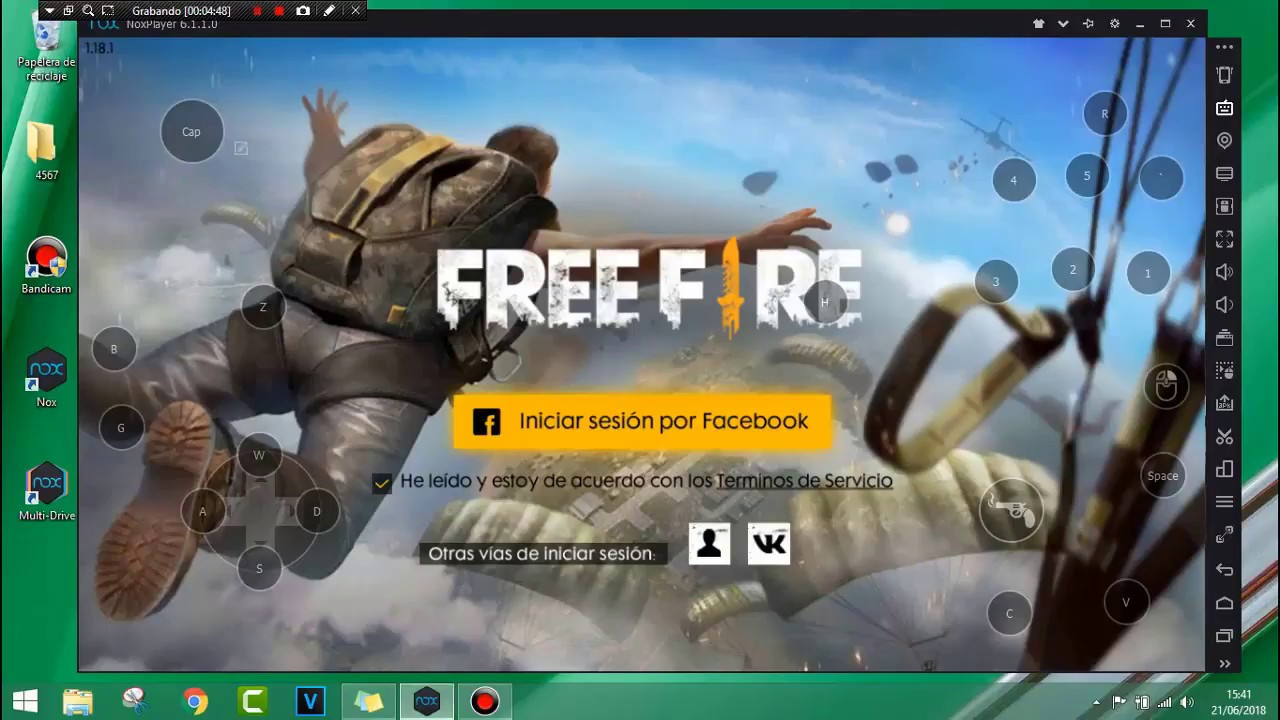 Descargar Free Fire Battleground Para Pc Sin Bluestacks 2019 Youtube