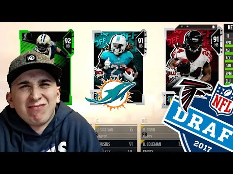 Only Allowed To Draft Player IF I Know The Team That DRAFTED HIM! Madden 18 Draft
