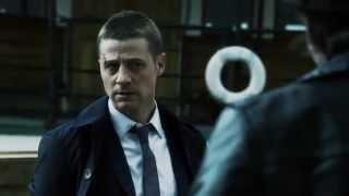 "Gotham: Gordon kills the ""Penguin"" - ""Pilot"" Clip 8 [FULL SCENE] (HD)"