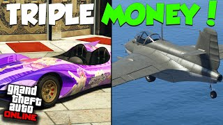 TRIPLE MONEY & DISCOUNTS! | GTA Online Weekly Update