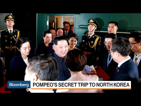 Trump-Kim Meeting Groundwork Set by CIA Secret Visit to North Korea