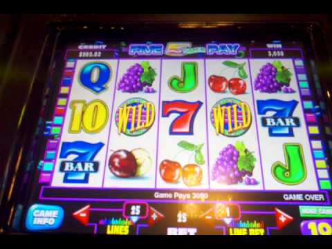 5 times pay online slot machines redhawk casino grand opening