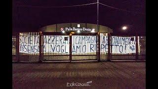 Cantù-Cremona: la protesta degli EAGLES CANTU' thumbnail