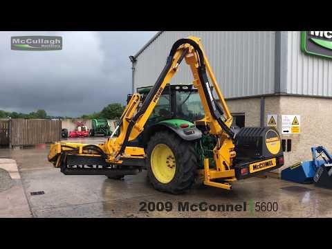 2009 McConnel PA5600