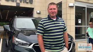 Testimonial Review by Robert: 2018 Buick Enclave at      King Orourke in Smithtown NY