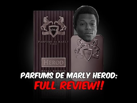 parfums de marly herod full review youtube. Black Bedroom Furniture Sets. Home Design Ideas