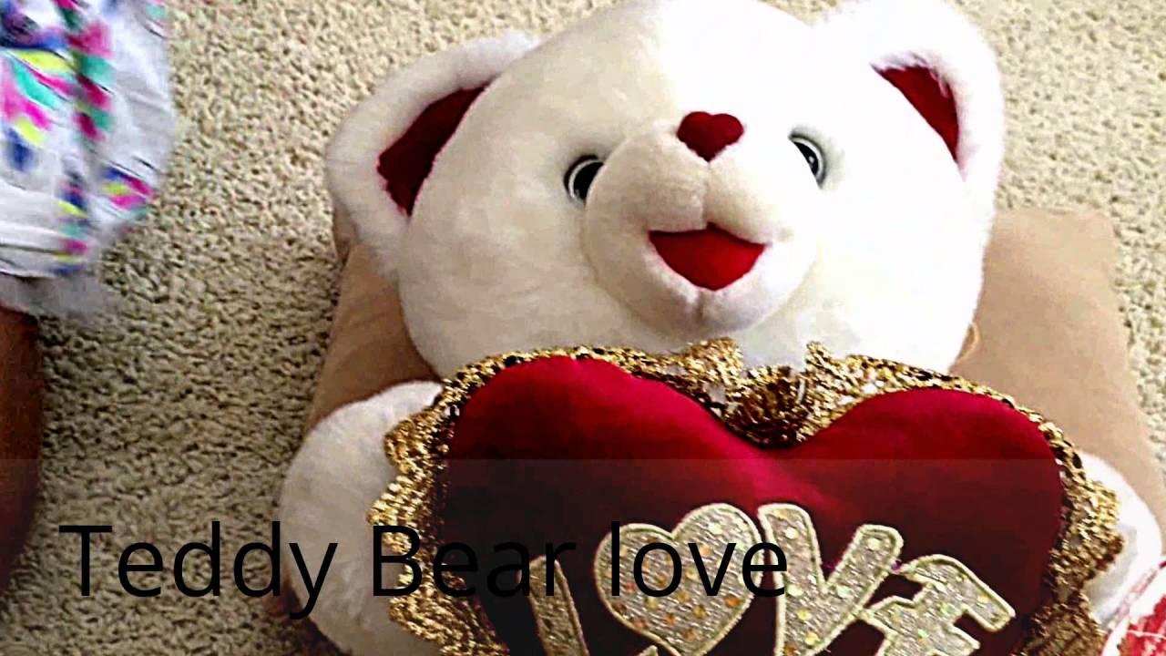 Teddy bear love youtube teddy bear love voltagebd Images
