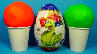 surprise eggs winx play doh ice cream eggs surprise shrek disney monsters university for baby
