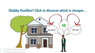 Cost Effective Fascia Board And Roofline Replacement