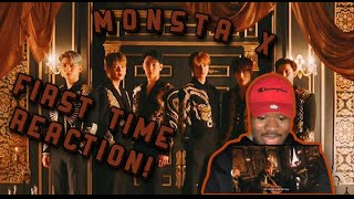 FIRST TIME REACTING TO MONSTA X - 몬스타엑스 'FANTASIA' M…