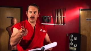Master Ken's Tiger Wisdom - Stick Fighting