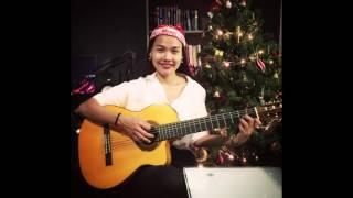 Quỳnh Scarlett - Hai Mùa Noel [ Acoustic version ]
