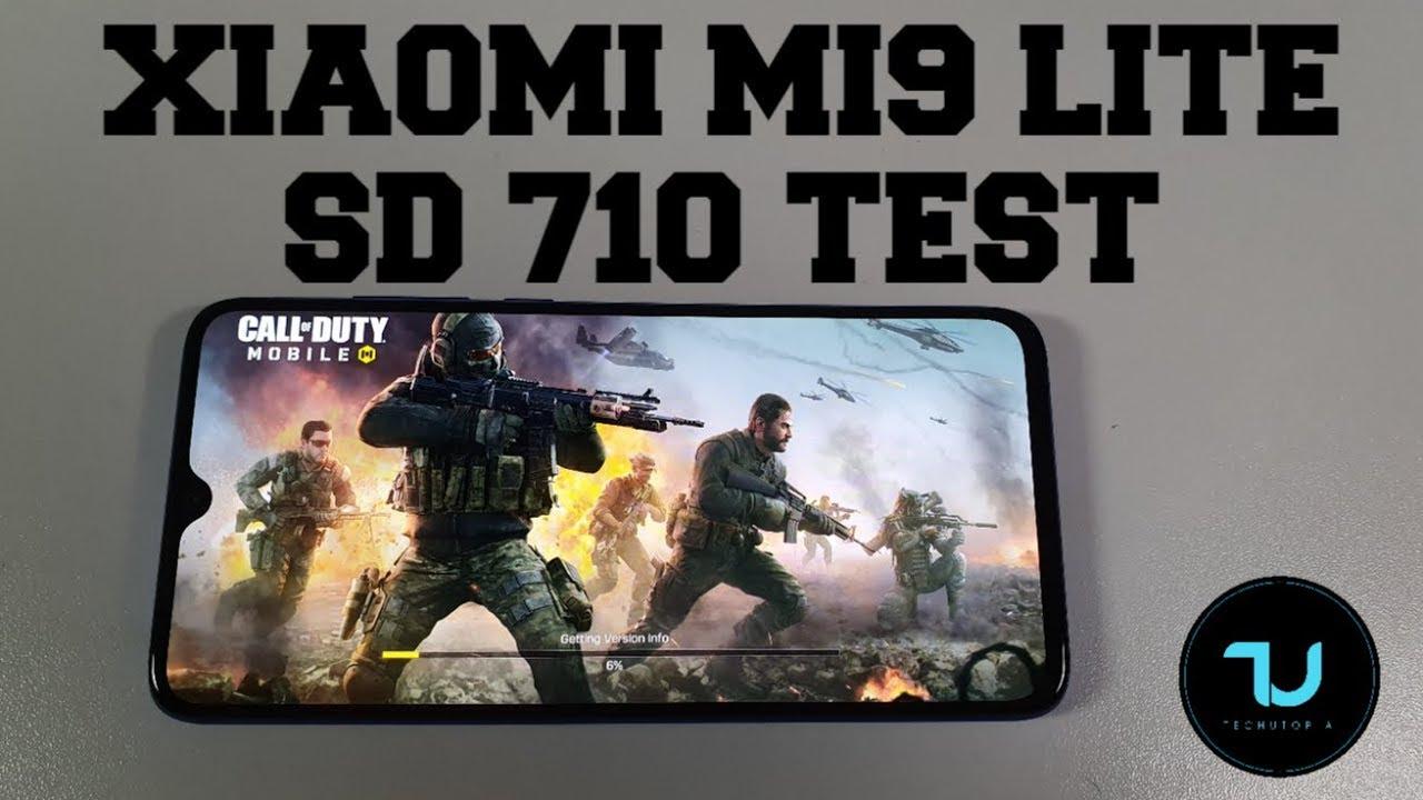 Xiaomi MI9 Lite Gaming test after updates/Snapdragon 710 Mi CC9 Best budget smartphones