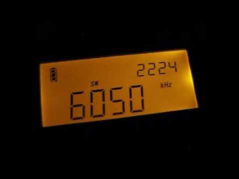 ELWA Monrovia 6050 kHz received in Germany