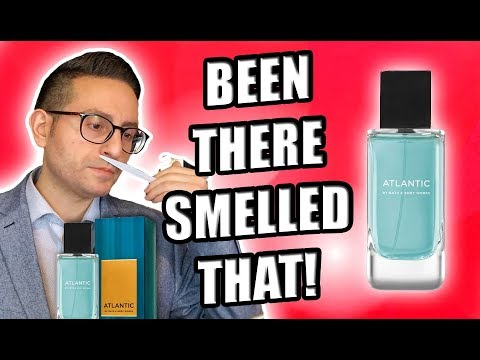 NEW! INVICTUS AQUA CLONE?   Atlantic By Bath And Body Works Fragrance Review