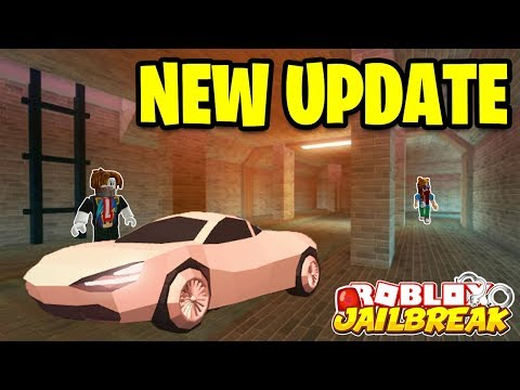 NEW ESCAPE UPDATE!!! Roblox Jailbreak NEW PRISON SEWER ESCAPE!   🔴 Roblox Jailbreak LIVE