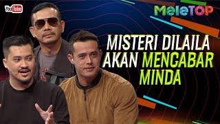 Filem Misteri Dilaila akan mencabar minda yang menonton | Zul Ariffin , Rosyam Nor | MeleTOP MP3