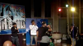 New Jack - Africa (Live at HipHop Church Bern from hm-clan) March, 21st 2009