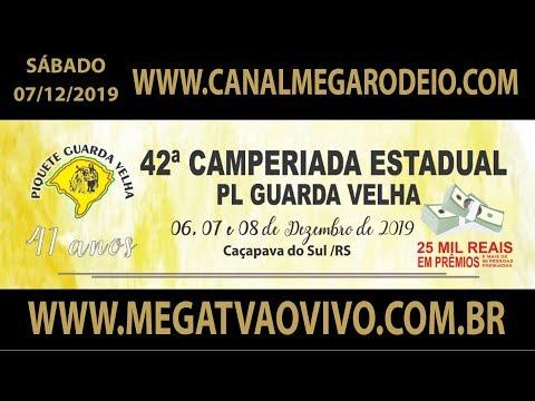 42ª Camperiada Estadual do PL Guarda Velha  Sabado  07/12/2019-Caçapava do Sul-RS