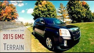 2015 GMC Terrain - TEST Drive / Video Review
