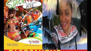 TRINA - WEST INDIES - GRENADA SOCA 2013