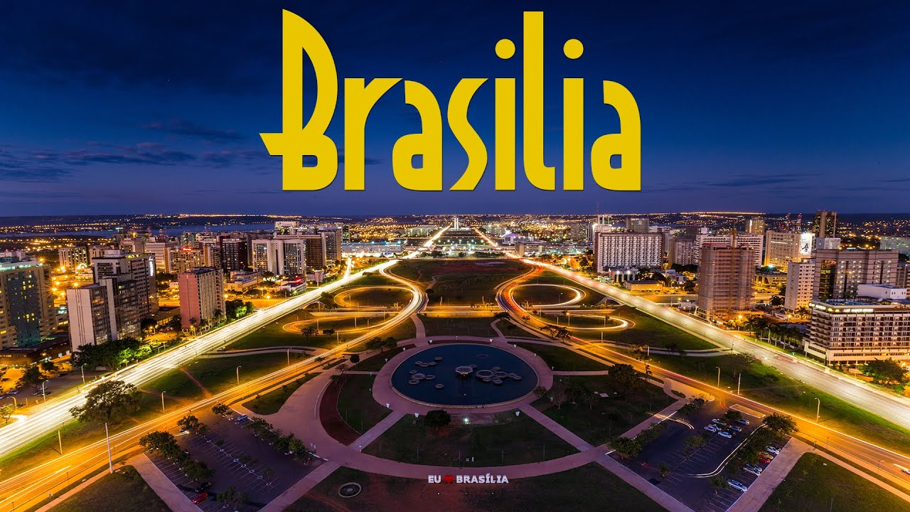 Brasilia Df Photography In Brasilia, Brazil - Youtube
