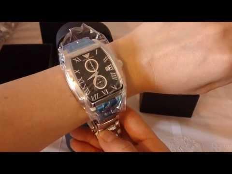 Latest Fashion Armani Watch AR0937 Review Australia Luxury Men Watch