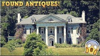 Abandoned Mansion Left Behind (FULL ESTATE!)