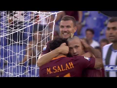 Edin Dzeko | Serie A 2016-17 | 29 Goals & 9 Assists