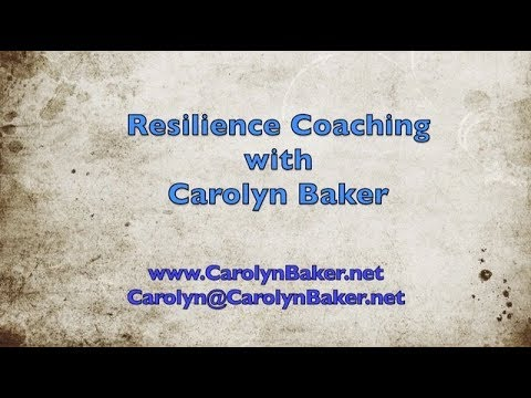 Resilience Coaching with Carolyn Baker