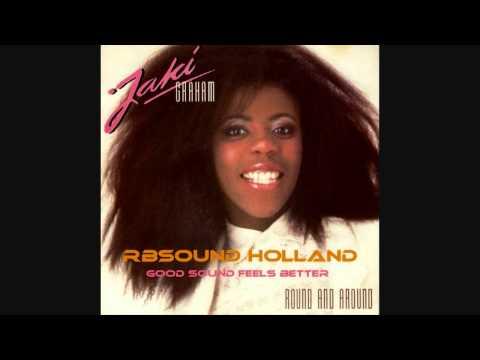 Jaki Graham - Round and Around (12 inch version) HQsound
