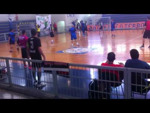 Fatec São Paulo  x AXIS UFABC - III Camp. de Handebol Masc. - 26/3/2017 - Interatléticas