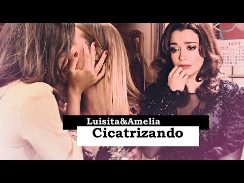 Luisita Y Amelia L Cicatrizando