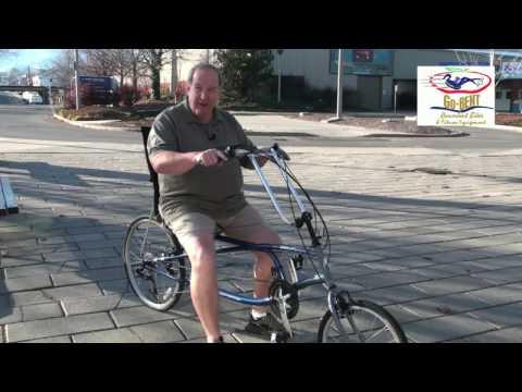 How to Ride a Recumbent Bike