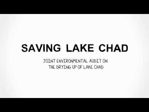 Saving Lake Chad by James Durno & Dale Ballantine