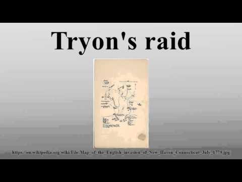 Tryon's raid