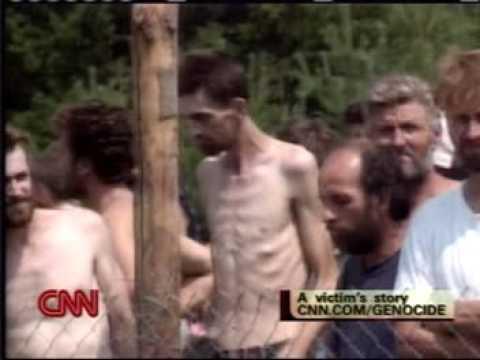 6/14 Scream Bloody Murder CNN Christiane Amanpour Bosnia Herzegovina